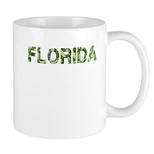 Florida, Vintage Camo, Mug