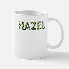 Hazel, Vintage Camo, Small Small Mug