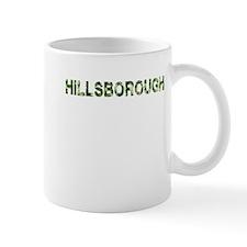 Hillsborough, Vintage Camo, Mug