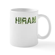 Hiram, Vintage Camo, Mug