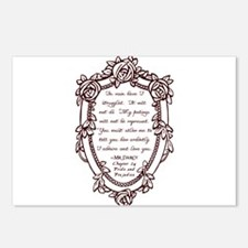 Mr Darcys Proposal Postcards (Package of 8)