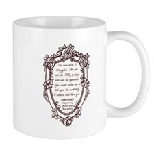Mr Darcys Proposal Mug