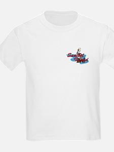 Sanibel Sunset w/ Pelican Kids T-Shirt