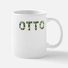 Otto, Vintage Camo, Mug