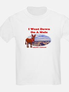Grand Canyon Mule T-Shirt