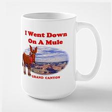 Grand Canyon Mule Mug
