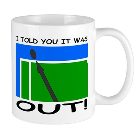 It was out! Mugs