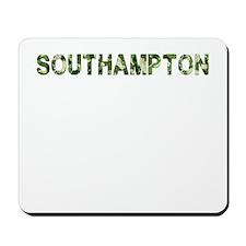 Southampton, Vintage Camo, Mousepad
