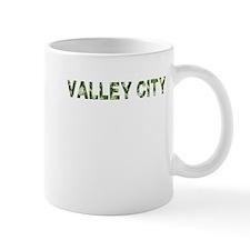 Valley City, Vintage Camo, Mug