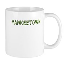 Yankeetown, Vintage Camo, Mug