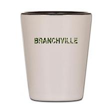 Branchville, Vintage Camo, Shot Glass