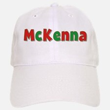 McKenna Christmas Baseball Baseball Cap
