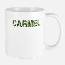 Carmel, Vintage Camo, Mug