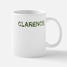 Clarence, Vintage Camo, Mug