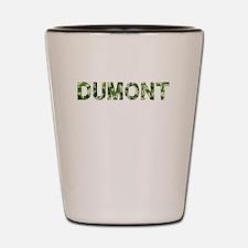Dumont, Vintage Camo, Shot Glass