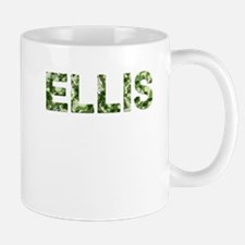 Ellis, Vintage Camo, Mug