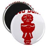 Foos Baller Magnet