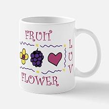 Luv Fruit Mug