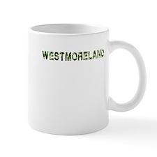 Westmoreland, Vintage Camo, Mug