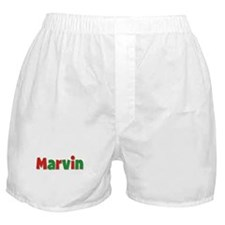 Marvin Christmas Boxer Shorts