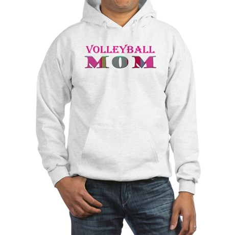 volleyball more sports Hooded Sweatshirt