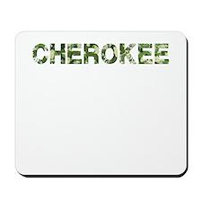 Cherokee, Vintage Camo, Mousepad