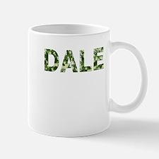 Dale, Vintage Camo, Mug
