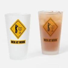 Karaoke Drinking Glass