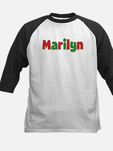Marilyn Christmas Tee