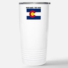 Custom Colorado State Flag Mugs