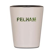 Pelham, Vintage Camo, Shot Glass