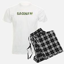 Saginaw, Vintage Camo, Pajamas