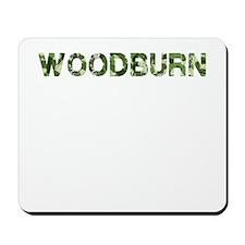 Woodburn, Vintage Camo, Mousepad