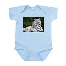 White Tigers Infant Bodysuit