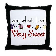 Very Sweet Throw Pillow