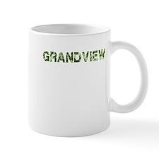 Grandview, Vintage Camo, Mug