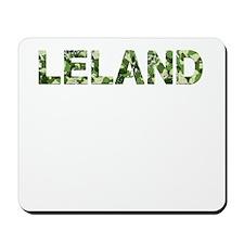 Leland, Vintage Camo, Mousepad
