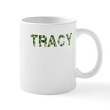 Tracy, Vintage Camo, Mug