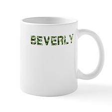 Beverly, Vintage Camo, Mug