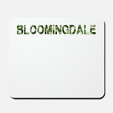 Bloomingdale, Vintage Camo, Mousepad