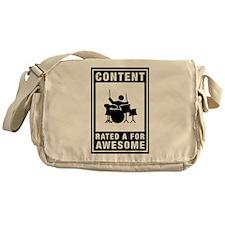 Drummer Messenger Bag
