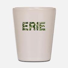 Erie, Vintage Camo, Shot Glass