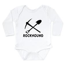 Rockhound Long Sleeve Infant Bodysuit