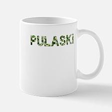 Pulaski, Vintage Camo, Mug