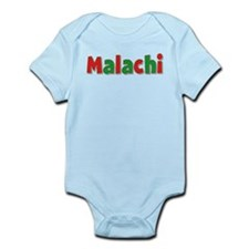 Malachi Christmas Infant Bodysuit