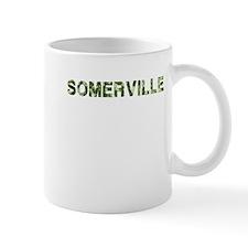 Somerville, Vintage Camo, Mug