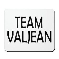 Team Valjean Mousepad
