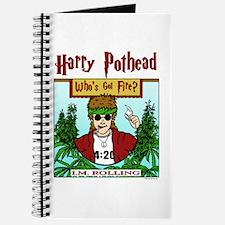 Harry Pothead Journal
