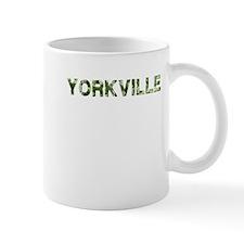 Yorkville, Vintage Camo, Mug