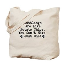 Muttlings Are Like... Tote Bag